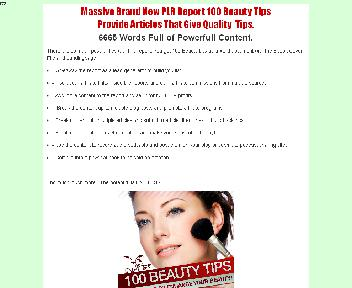 100 Beauty Tips EVERY Beauty Enthusiast Should Know Coupon Codes