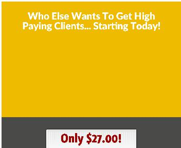High Paying Clients Coupon Codes