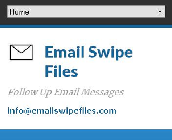 Email Swipe Files Coupon Codes