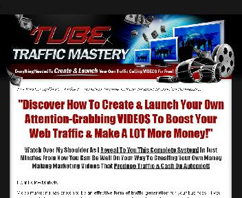 Tube Traffic Mastery Video Series Coupon Codes