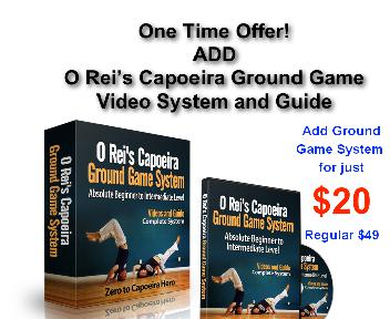 Added Capoeira Ground Game System Coupon Codes
