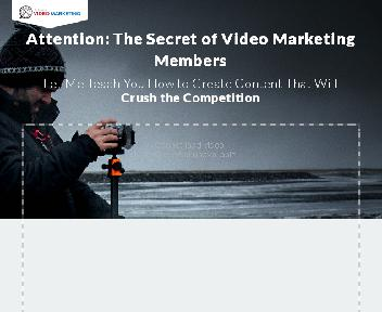 Video Content Expertise Coupon Codes