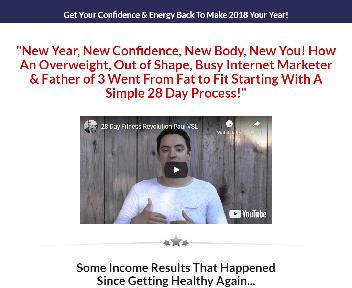 28 Day Fitness Revolution Coupon Codes