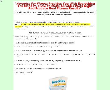 Aerobics For Fitness Coupon Codes