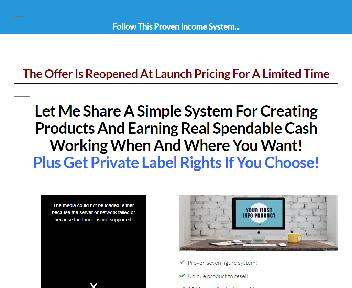 Your First Info Product Coupon Codes