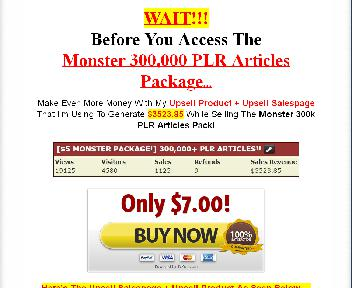 Master PLR Reseller + Upsell Graphics Funnel Pack Coupon Codes