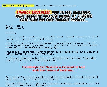 lifestyledietmakeover Coupon Codes