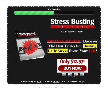 Practical Stress Busting Secrets Coupon Codes