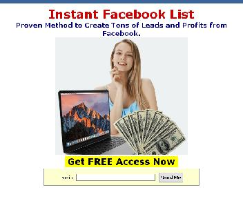 Instant FB List Software Coupon Codes