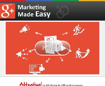 GooglePlus Marketing Made Easy Coupon Codes