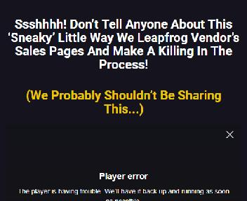 Commission Gorilla V3 Sales Page Bypass Coupon Codes