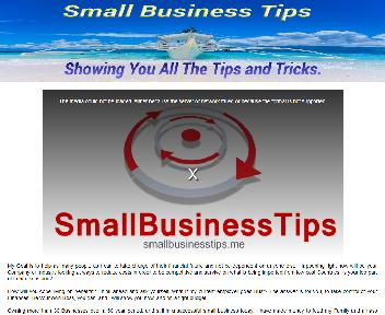Small Business Tips Coupon Codes
