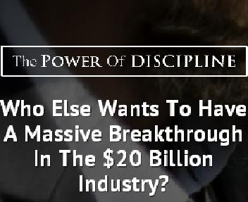 Power of Discipline Coupon Codes