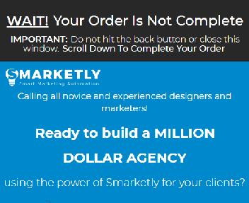 Smarketly 10 Client Coupon Codes