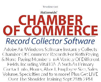 Chamber Of Commerce Automatic Record Collector Coupon Codes