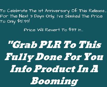 Dealing With Parkinson's Disease PLR Pack Coupon Codes