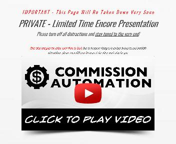Automated Commission Coupon Codes