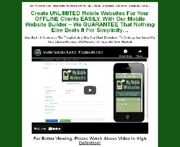 Mobile Website Builder Coupon Codes