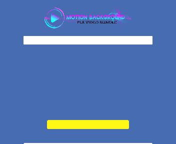 Motion Background Video Coupon Codes