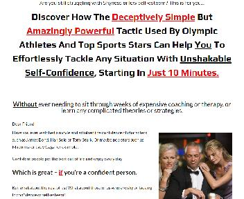 10 Minute Power-Confidence Coupon Codes