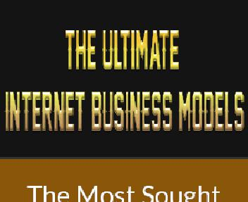 The Ultimate Internet Business Models Video Training Software discount code