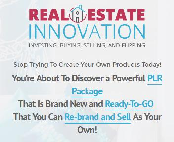 Real Estate Innovation Coupon Codes