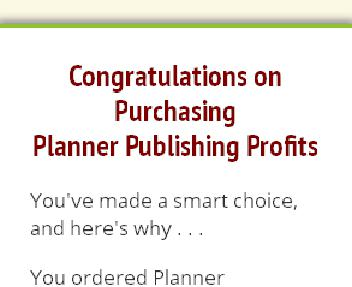 Planner Template Coupon Codes