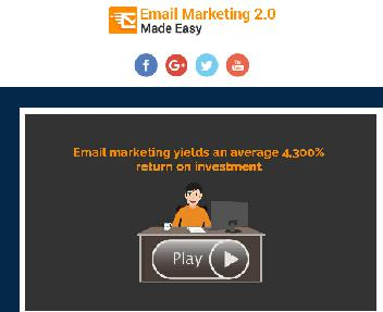 Email Marketing 2.0 Made Easy Coupon Codes