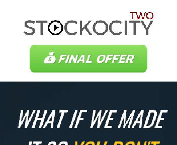Stockocity 2 Reseller 3-Pay Coupon Codes