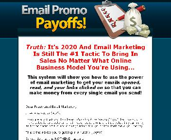 zEmail Promo Payoffs discount code