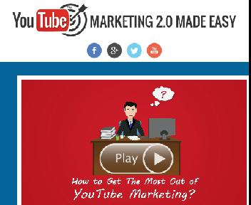 YouTube Marketing 2.0 Made Easy Coupon Codes