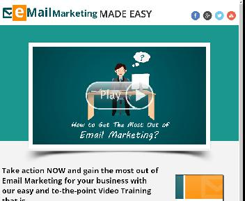 Email Marketing Made Easy Coupon Codes