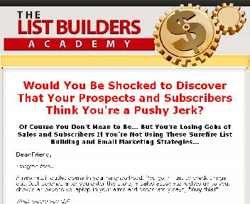 List Builders Academy Coupon Codes