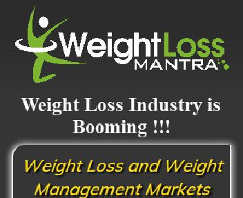 Weight  Loss Mantra With PLR Coupon Codes