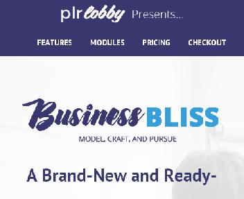 Business Bliss Coupon Codes