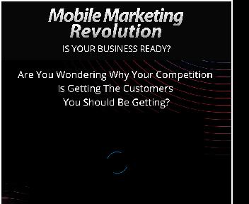 Mobile Marketing Revolution Video Training Software Coupon Codes