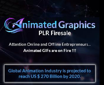Animated Graphics PLR Firesale Coupon Codes
