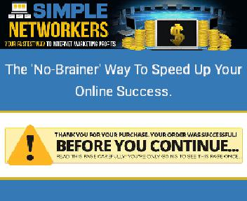 Simple Networkers Coupon Codes