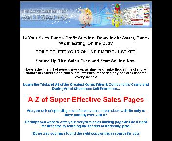 The A-Z of Super Effective Salespages Coupon Codes