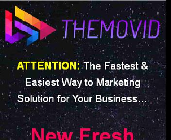 TheMovid - Ultimate Video and Graphic Templates discount code