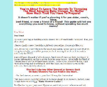 Baby Shower Guide Coupon Codes