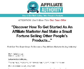 Affiliate Authority Coupon Codes