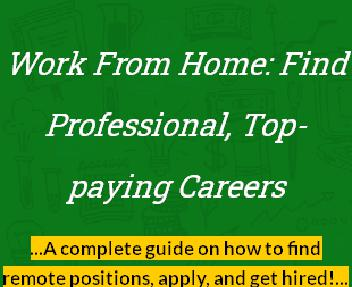 How to Find a Remote Job Coupon Codes