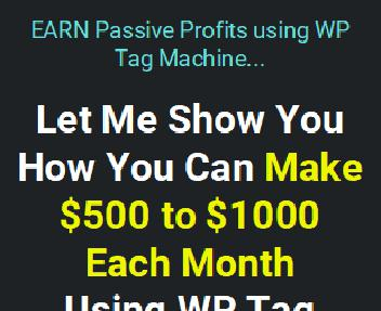 WP Tag Machine 2.0 Developers License - For Unlimited Sites discount code