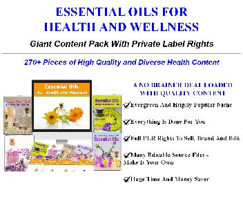 Essential Oils For Health and Wellness Coupon Codes