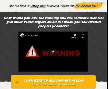 Build your buyers list promoting other peoples' products Coupon Codes
