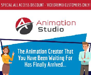 AnimationStudio All Access Coupon Codes