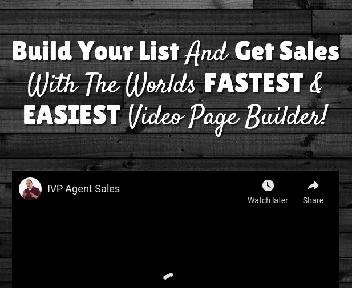 INSTANT VIDEO PAGES Coupon Codes