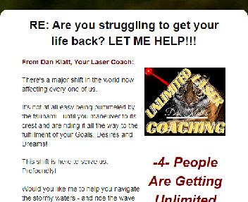 Unlimited Laser Coaching Coupon Codes