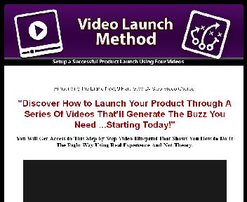 Video Launch Method Coupon Codes